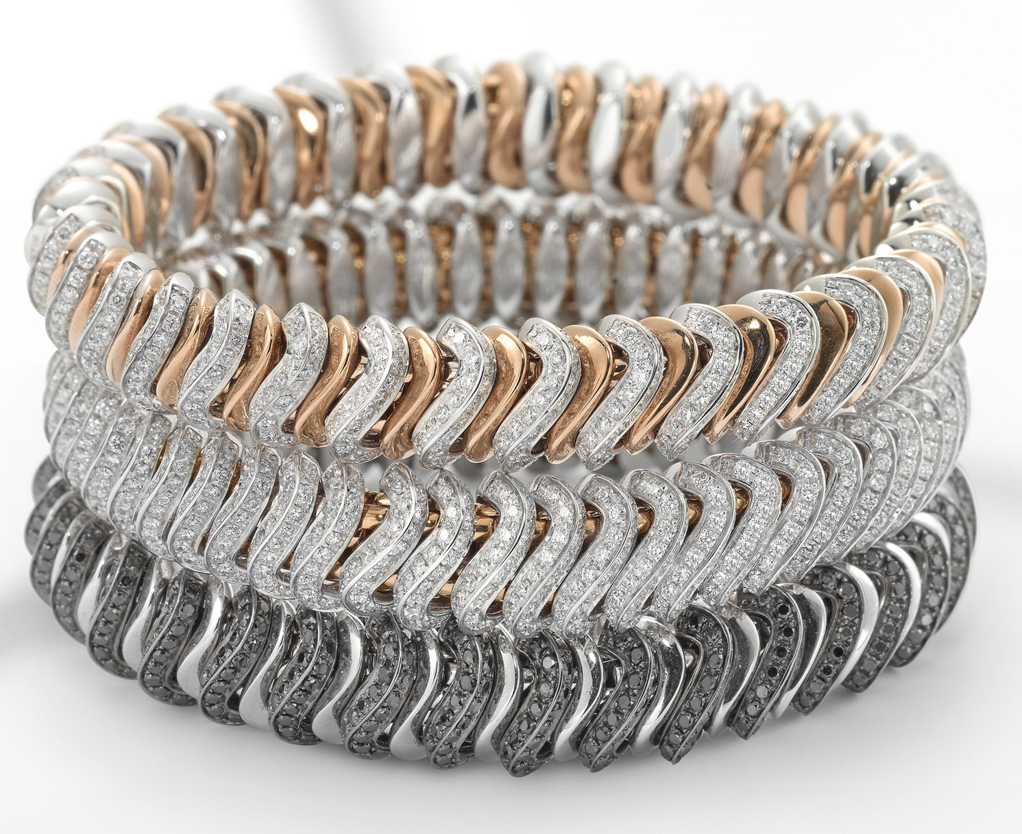 Fope Vendôme collection diamond bracelets | JCK On Your Market