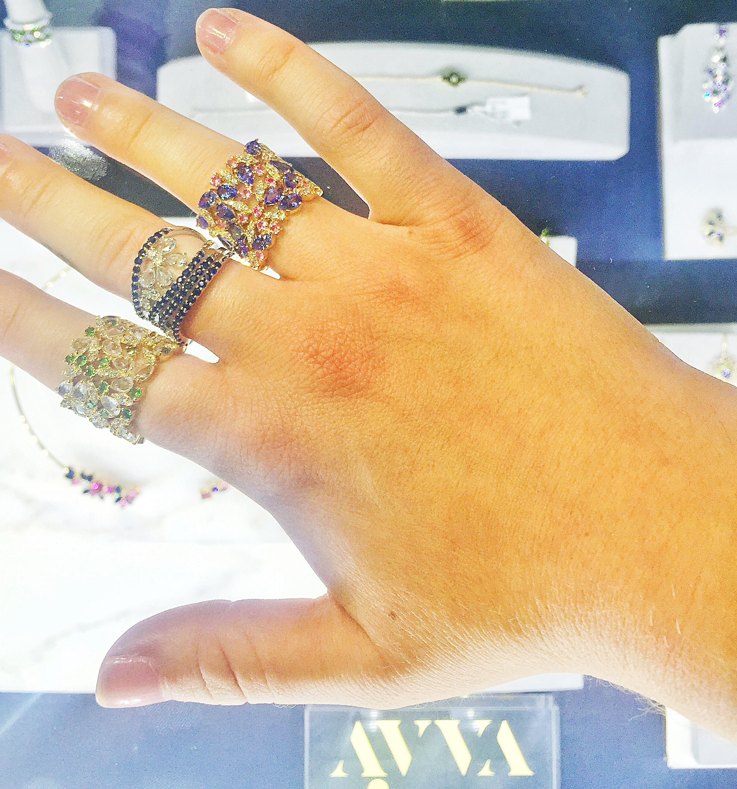 Ayva Jewelry at JCK Las Vegas #BRITTSPICK | JCK On Your Market