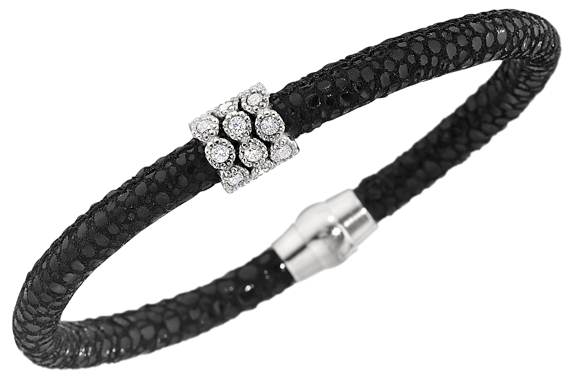 Henderson Collection by Lecil Italian leather bracelet | JCK On Your Market