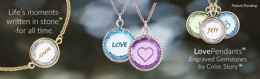 LovePendants ad | JCK Supplier News