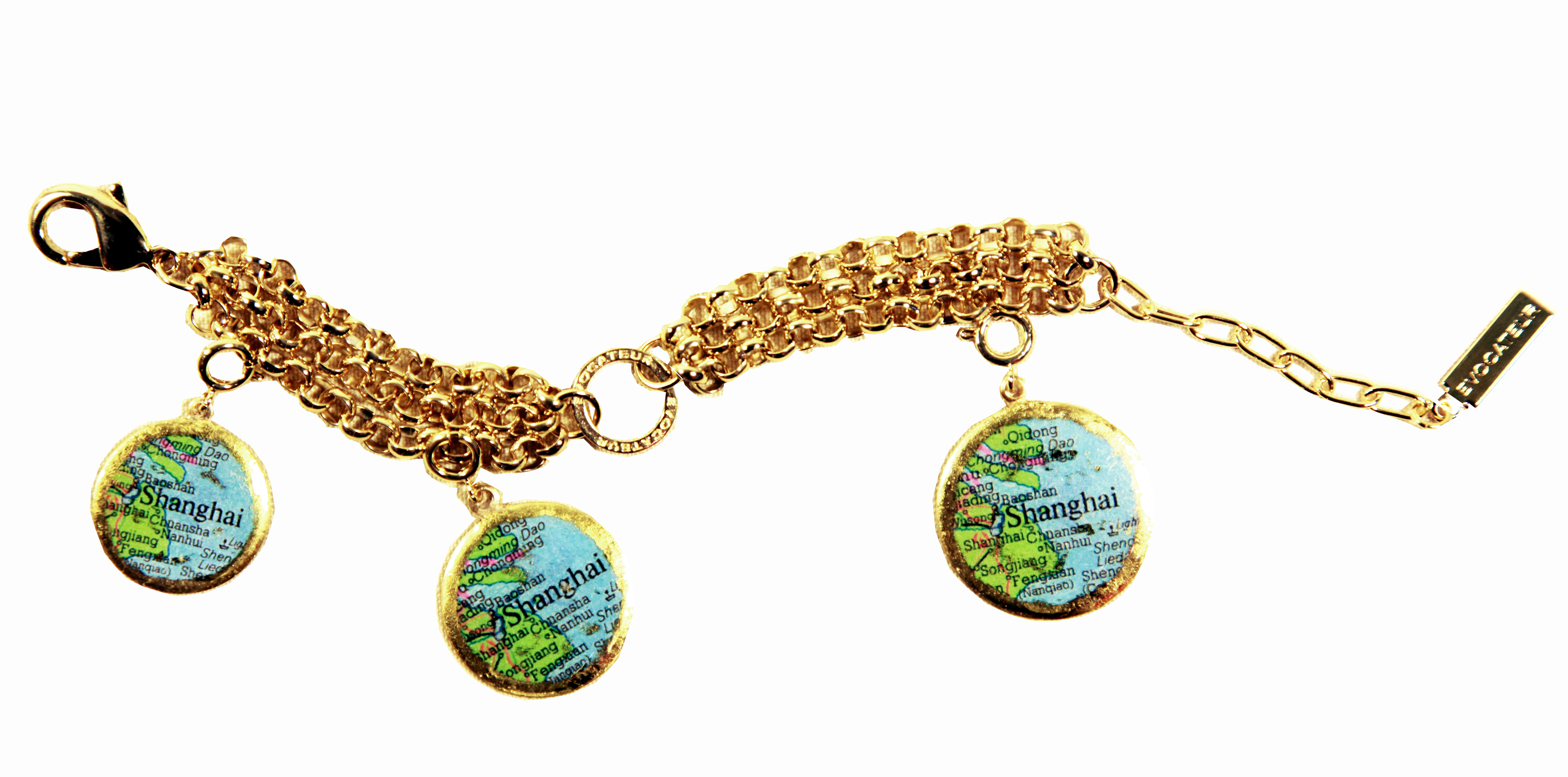 Evocateur Shanghai charm bracelet #BrittsPick | JCK On Your Market
