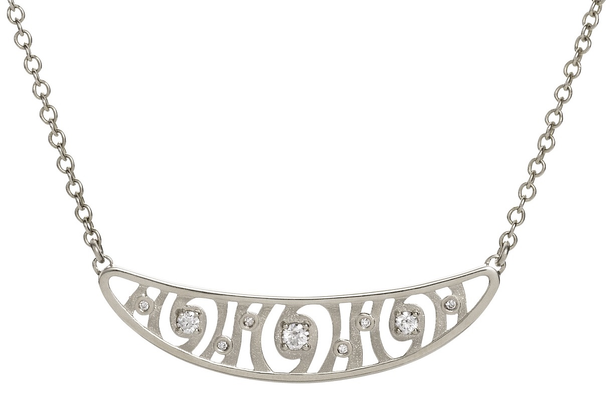 Martha Seely Shooting Star necklace   JCK On Your Market