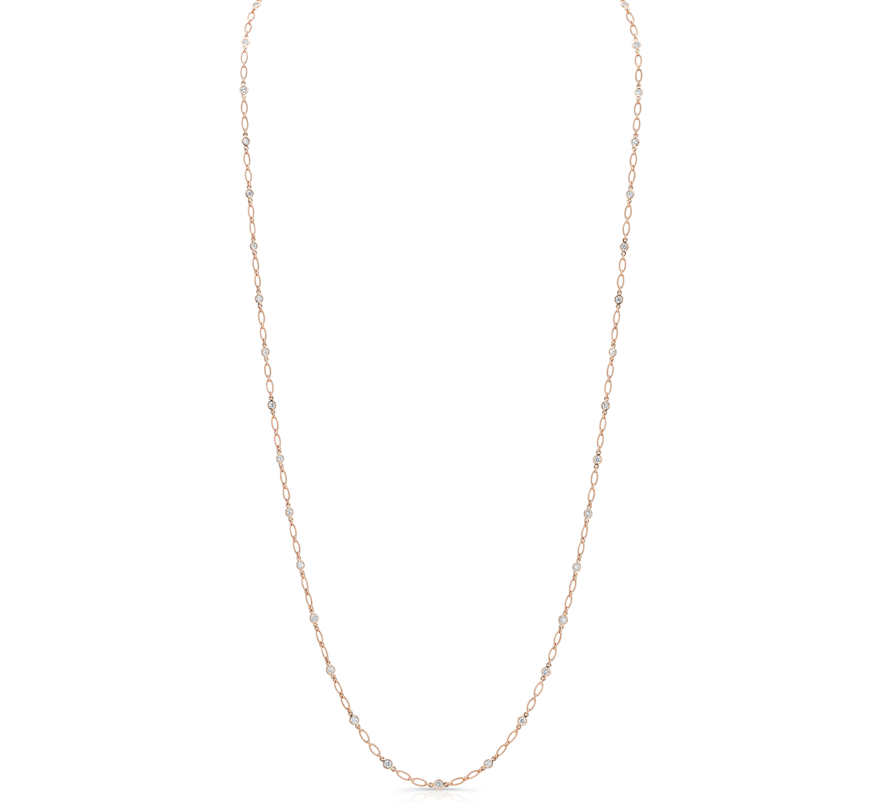 Norman Silverman long diamond necklace | JCK On Your Market