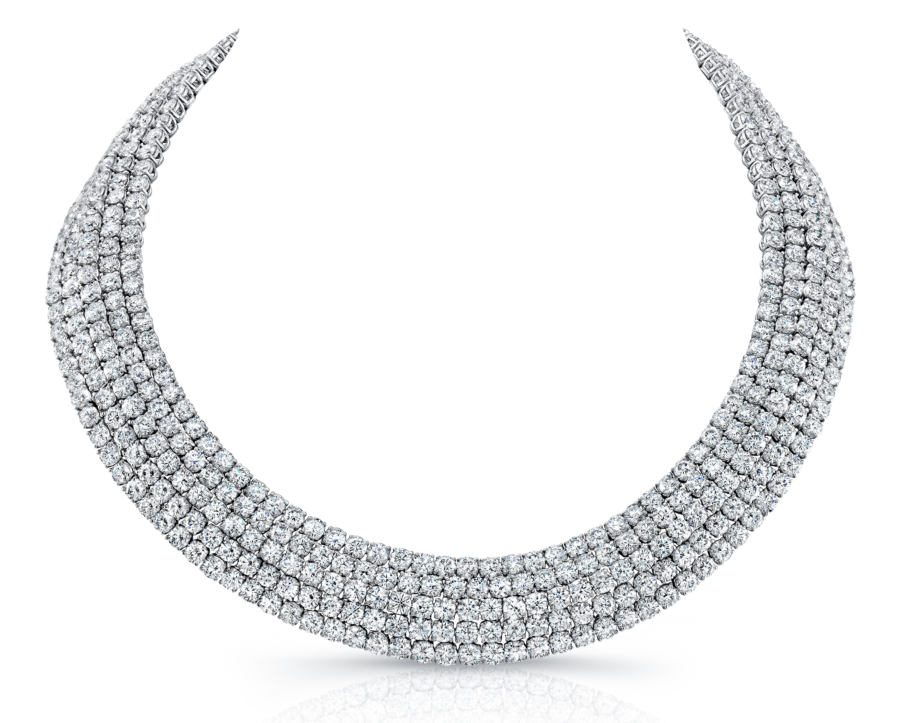 Norman Silverman diamond necklace | JCK On Your Market