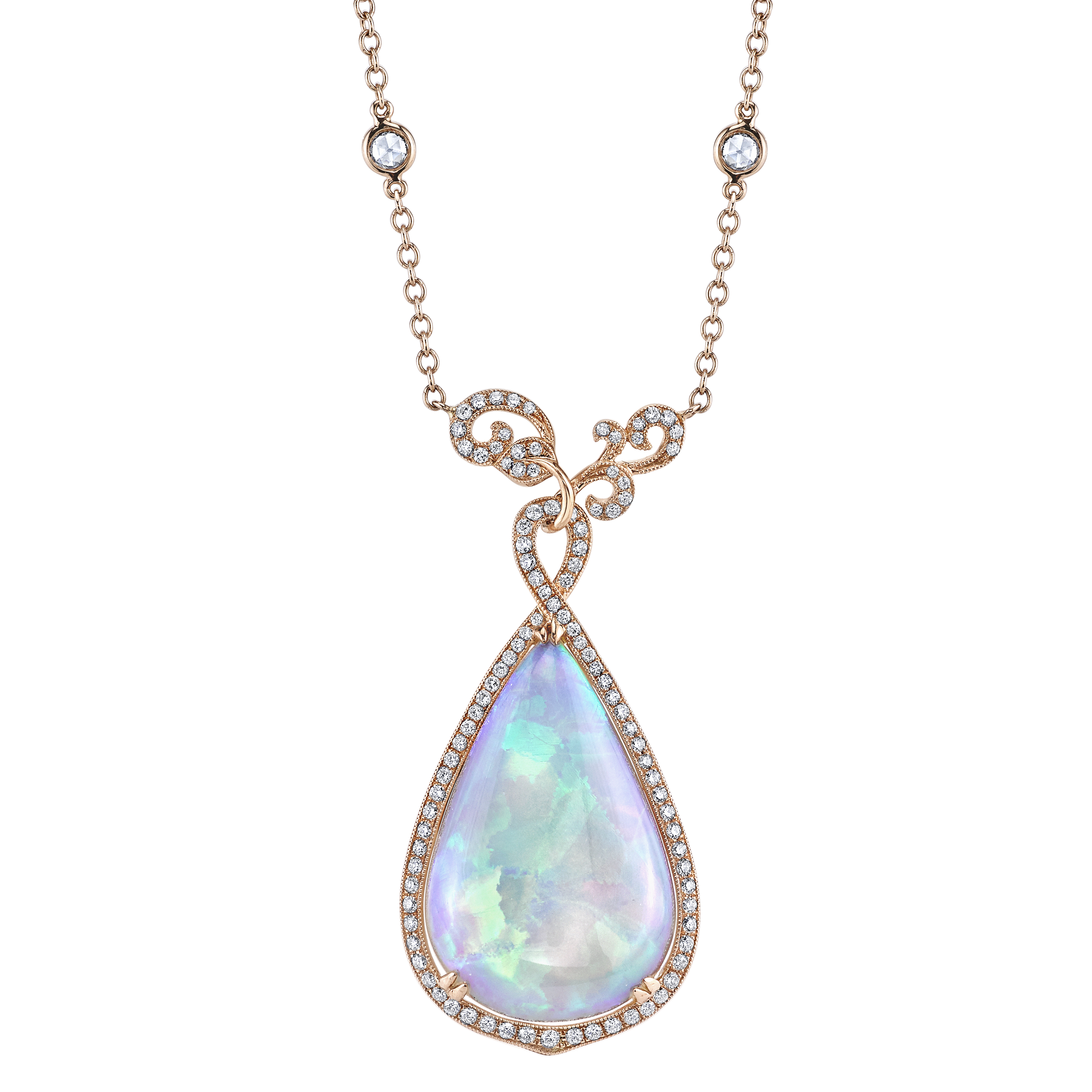Parade Design opal necklace | JCK On Your Market