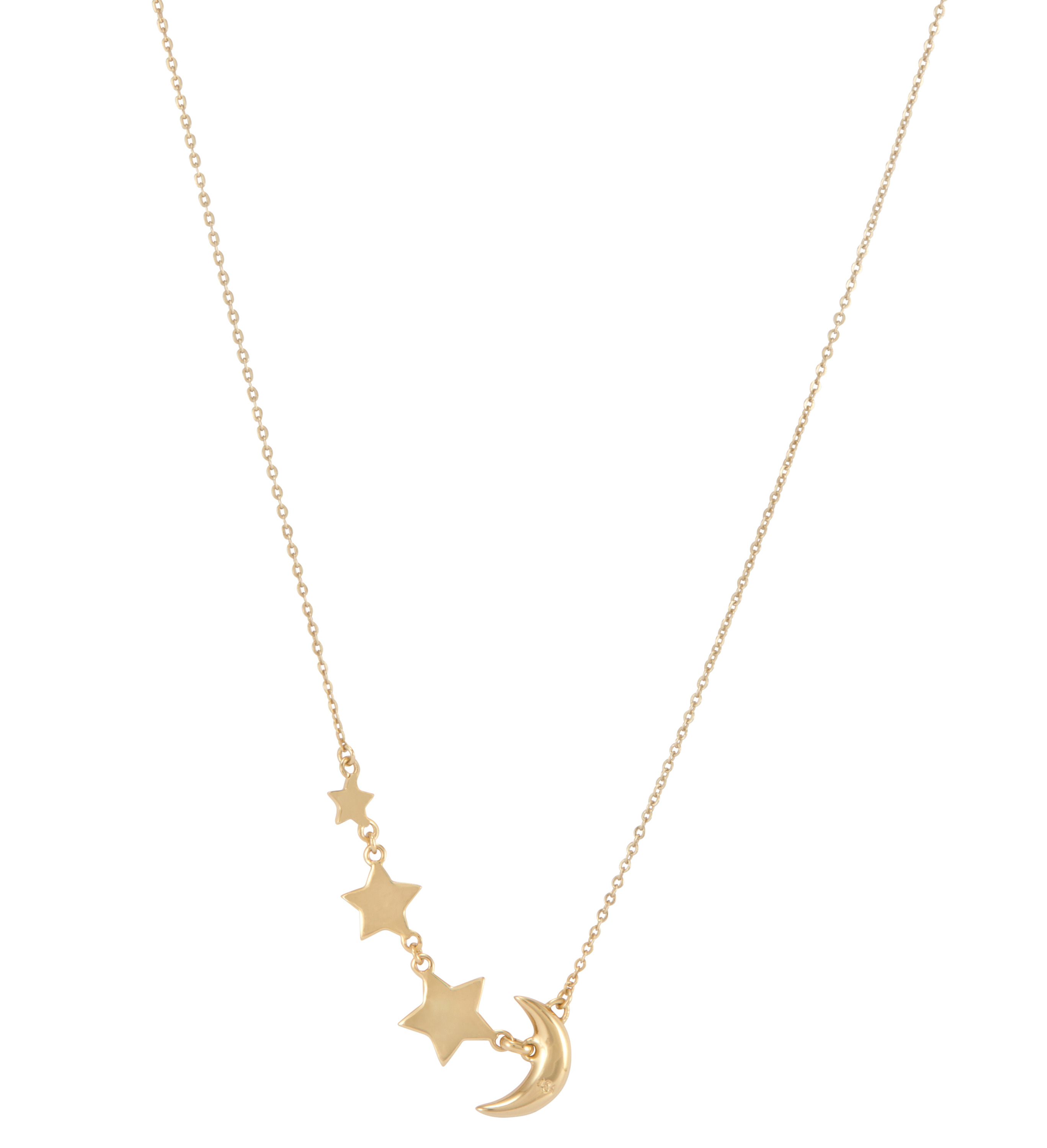 Melinda Maria moon and stars necklace | JCK On Your Market