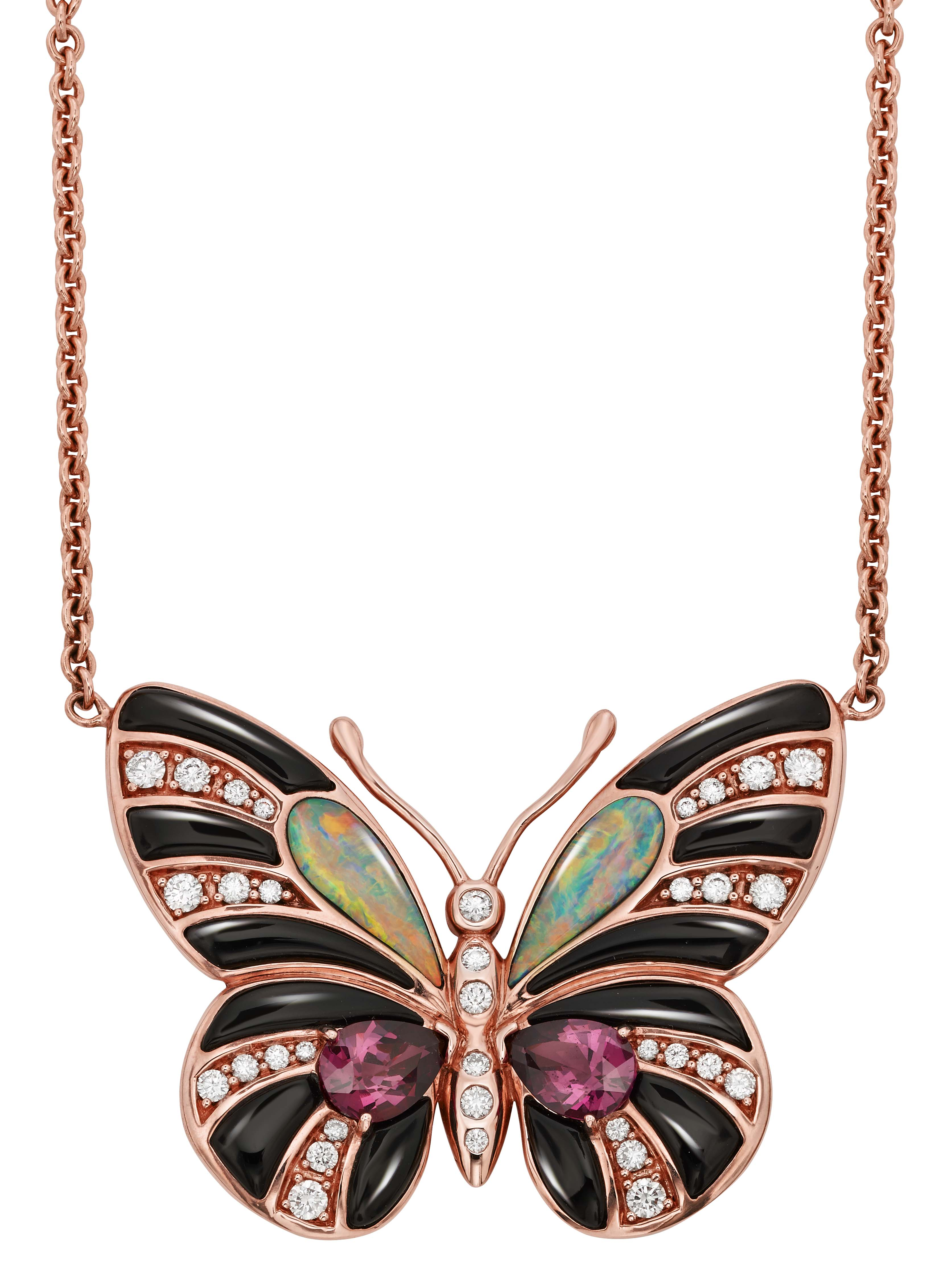 Kabana Eden collection butterfly pendant | JCK On Your Market