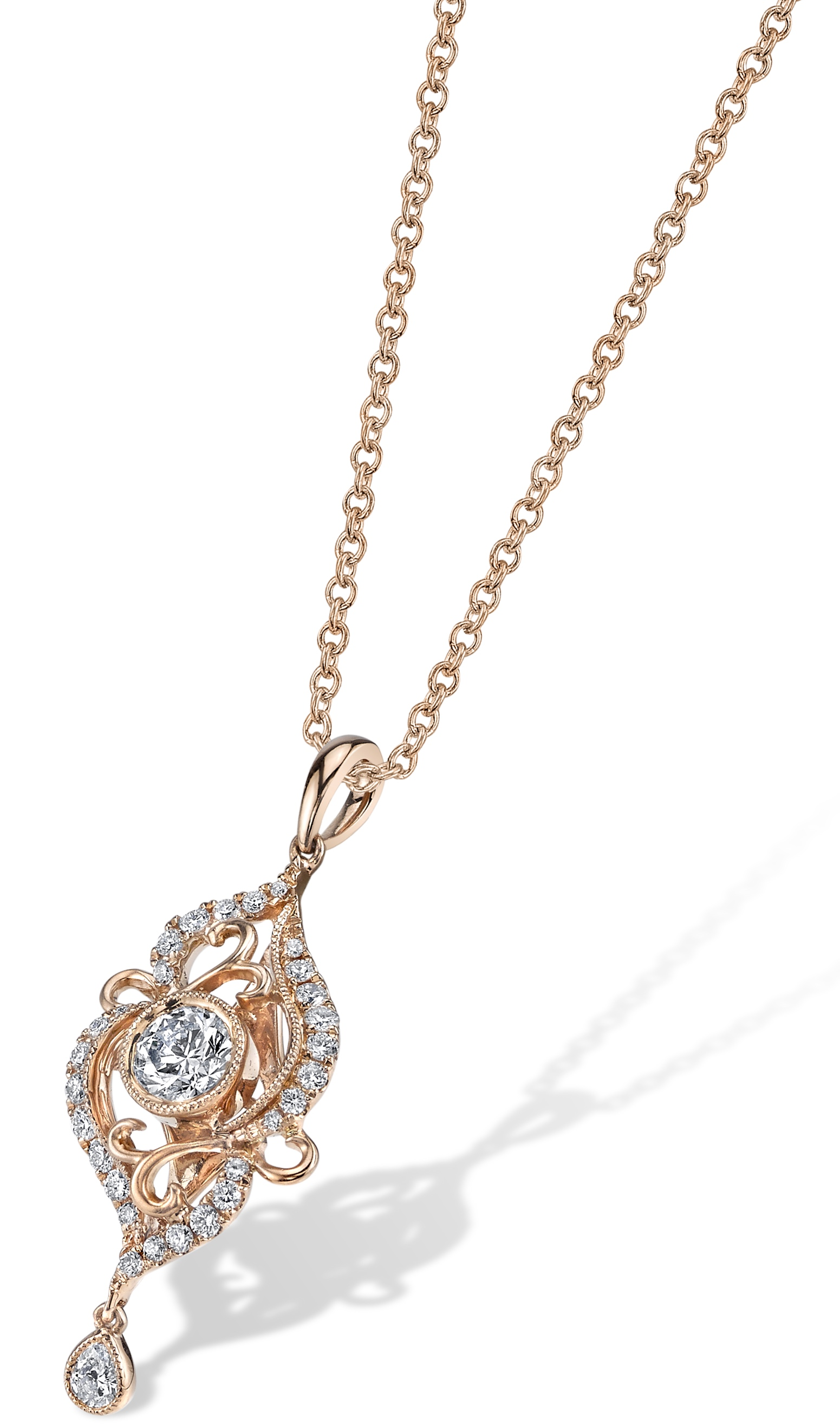 Parade Design Lyria diamond pendant | JCK On Your Market