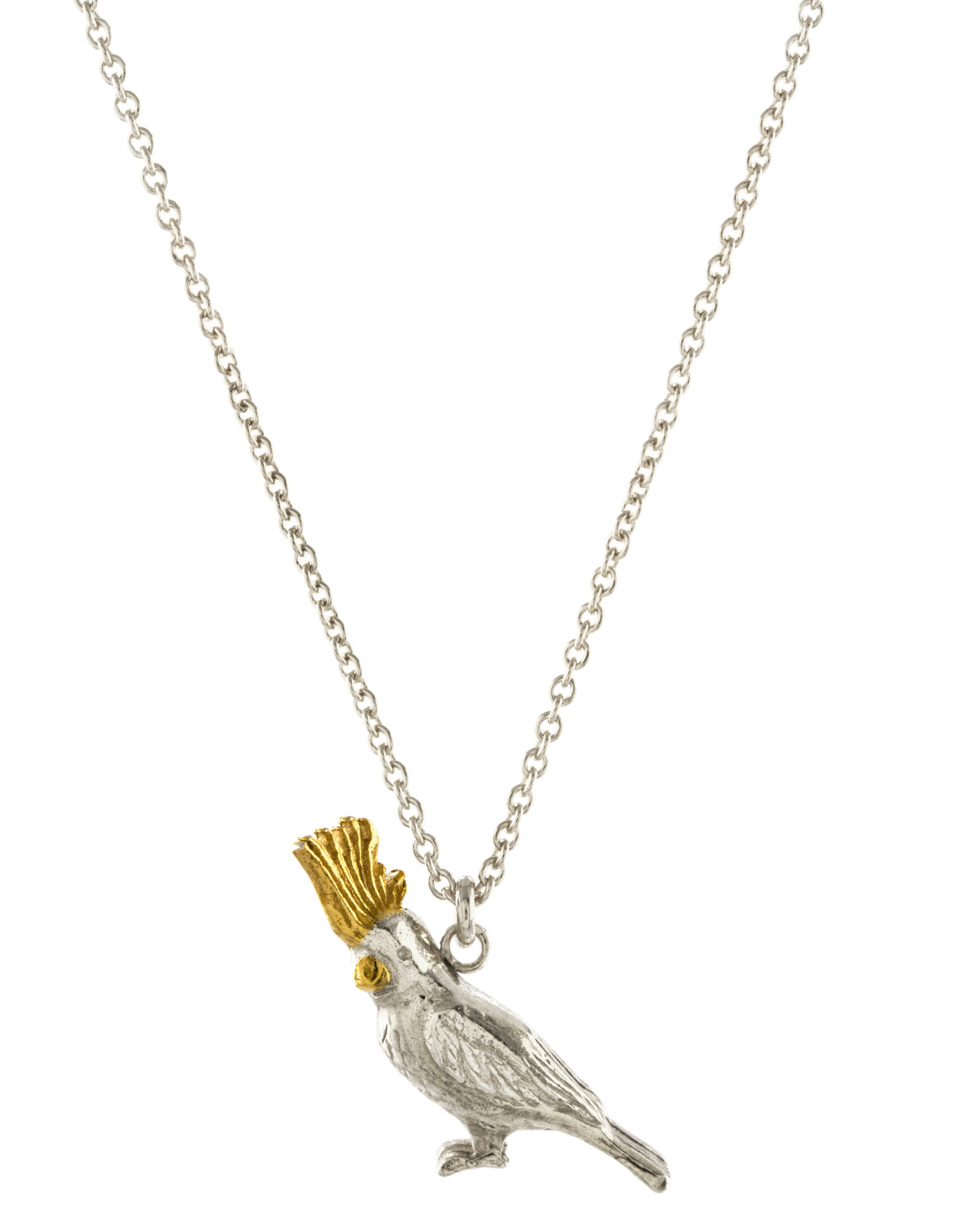 Alex Monroe cockatoo necklace | JCK On Your Market