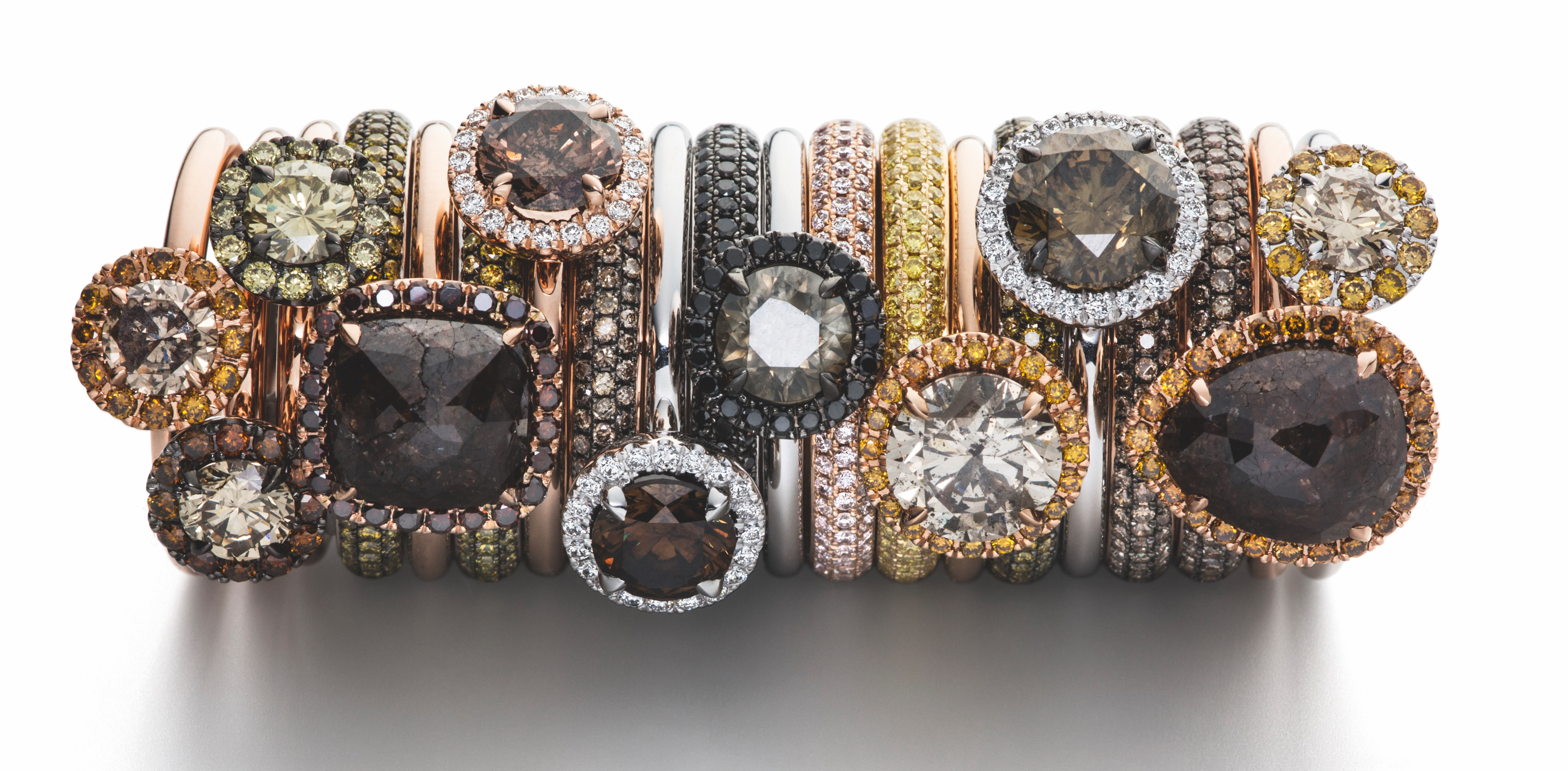 Michael Weggenmann Plaisier rings | JCK On Your Market