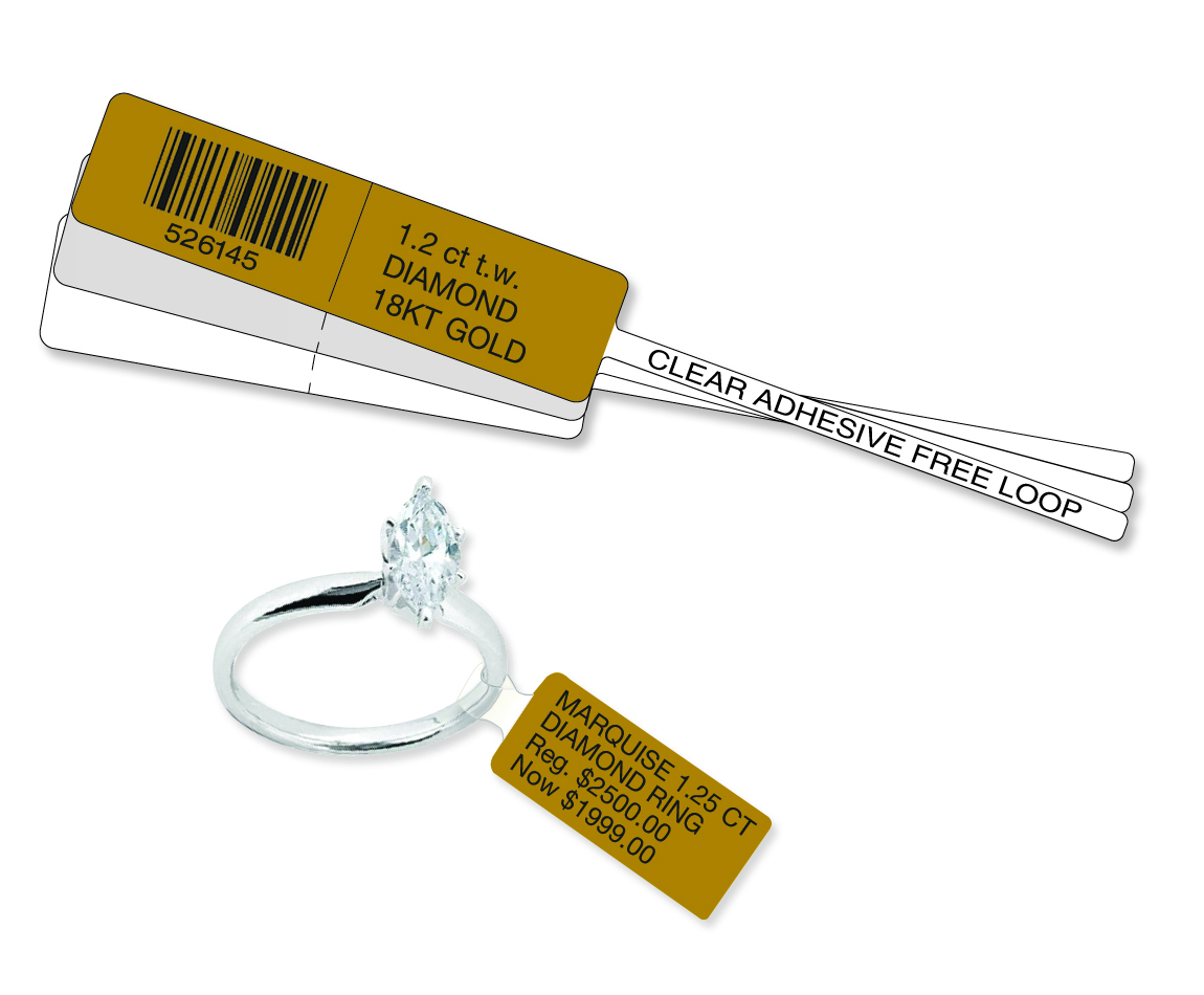 Arch Crown new Poly-Lam computer tags | JCK Supplier News