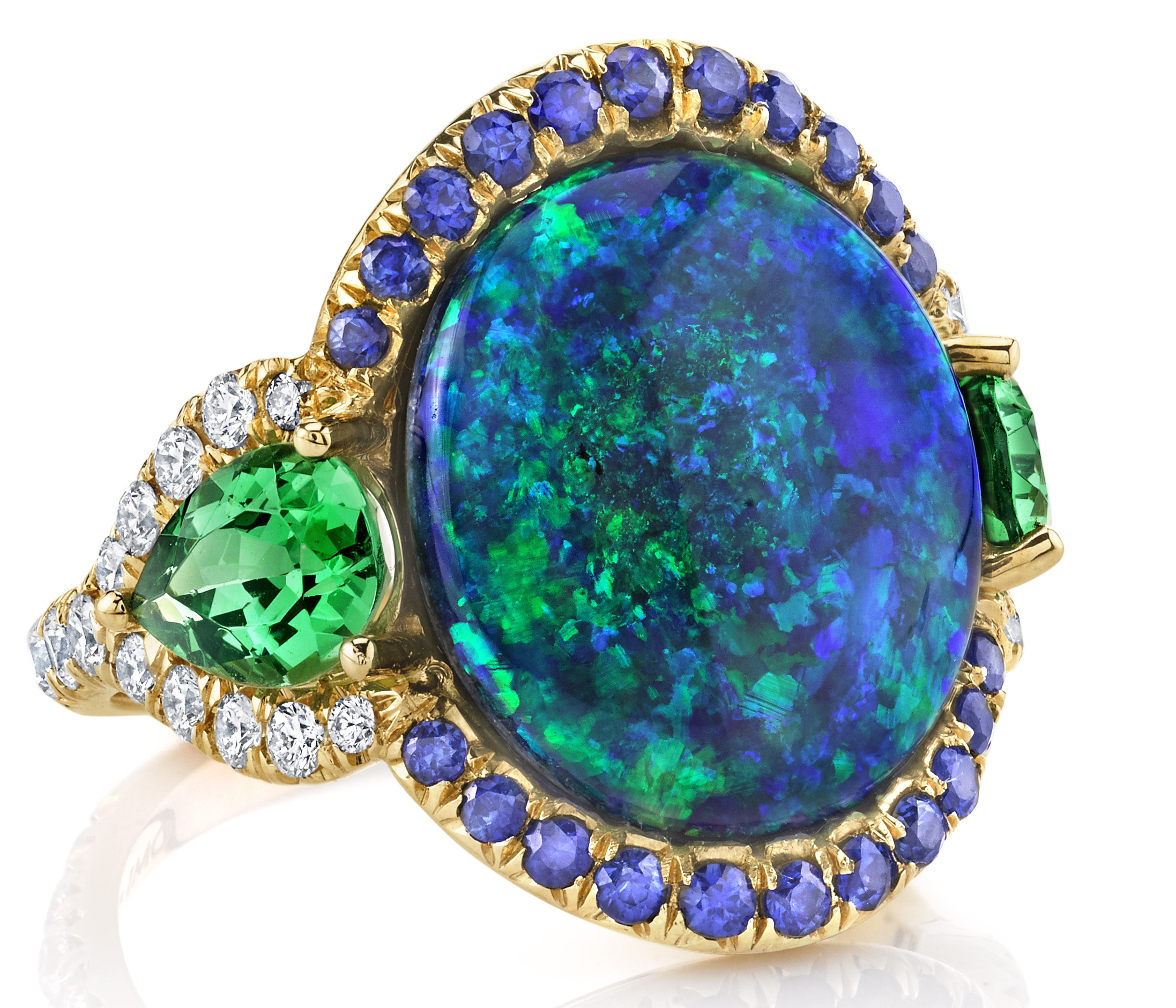 Omi Privé opal ring | JCK On Your Market