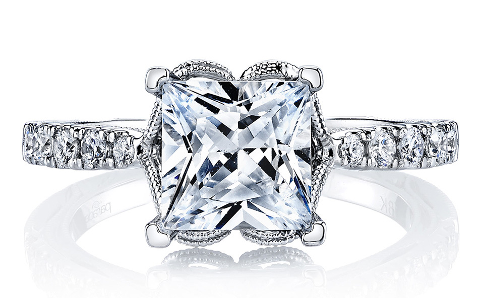 Parade Design vintage-inspired diamond ring | JCK On Your Market