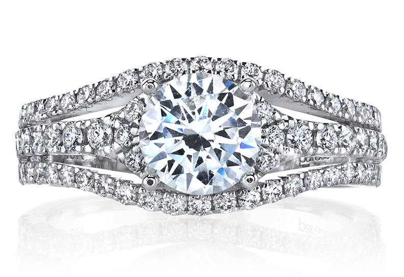 Parade Design diamond engagement ring | JCK On Your Market