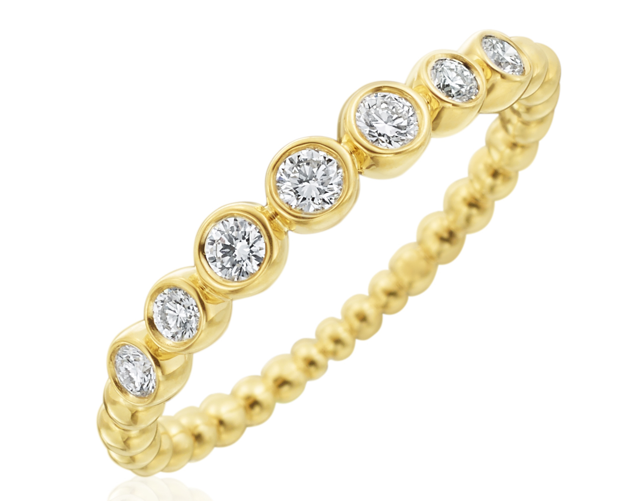 Gumuchian diamond Nutmeg ring | JCK On Your Market