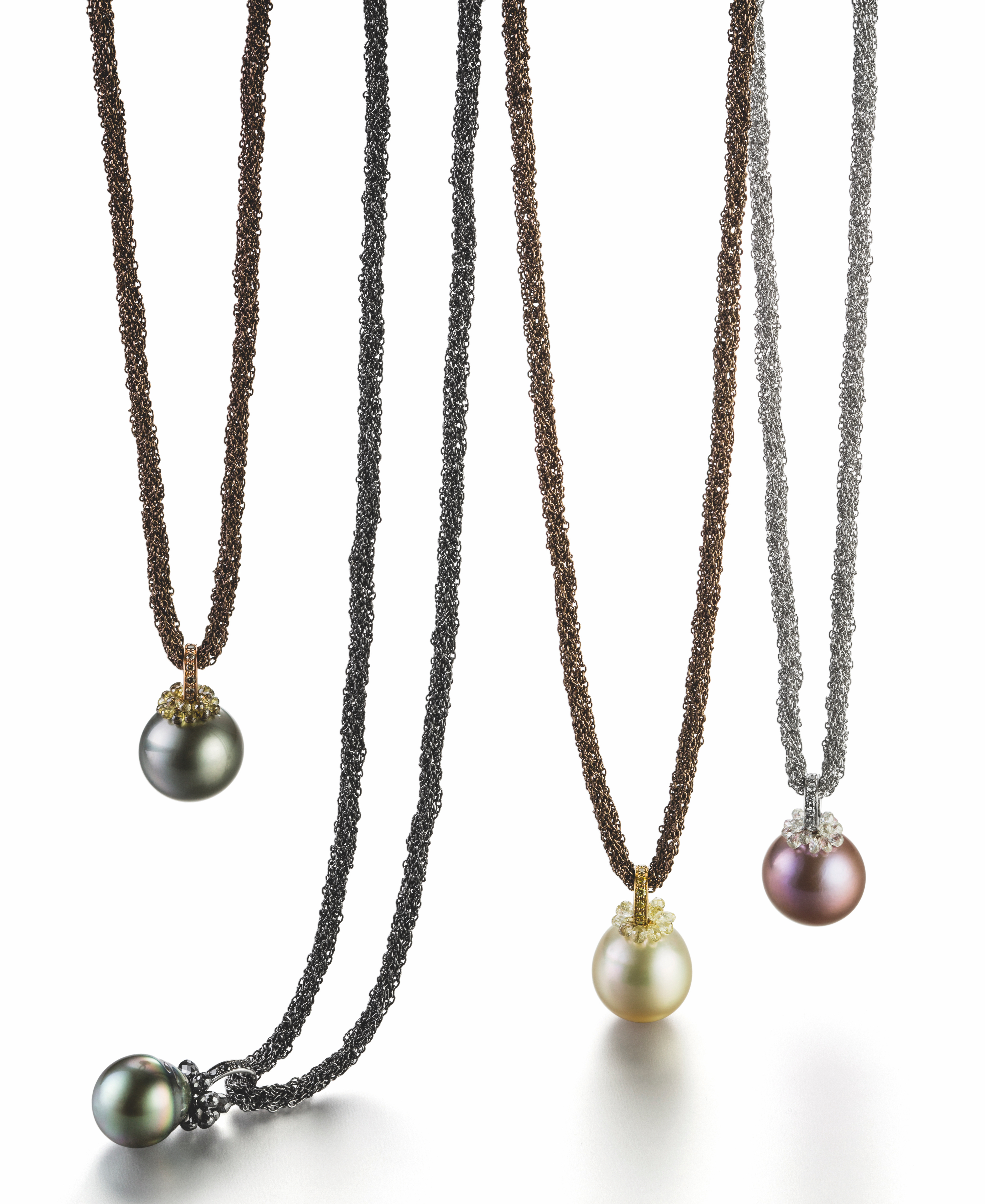 Michael Weggenmann Rendezvouz necklaces | JCK On Your Matket