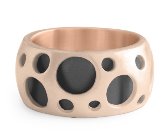 Dana Bronfman Hollow collection ring | JCK On Your Market