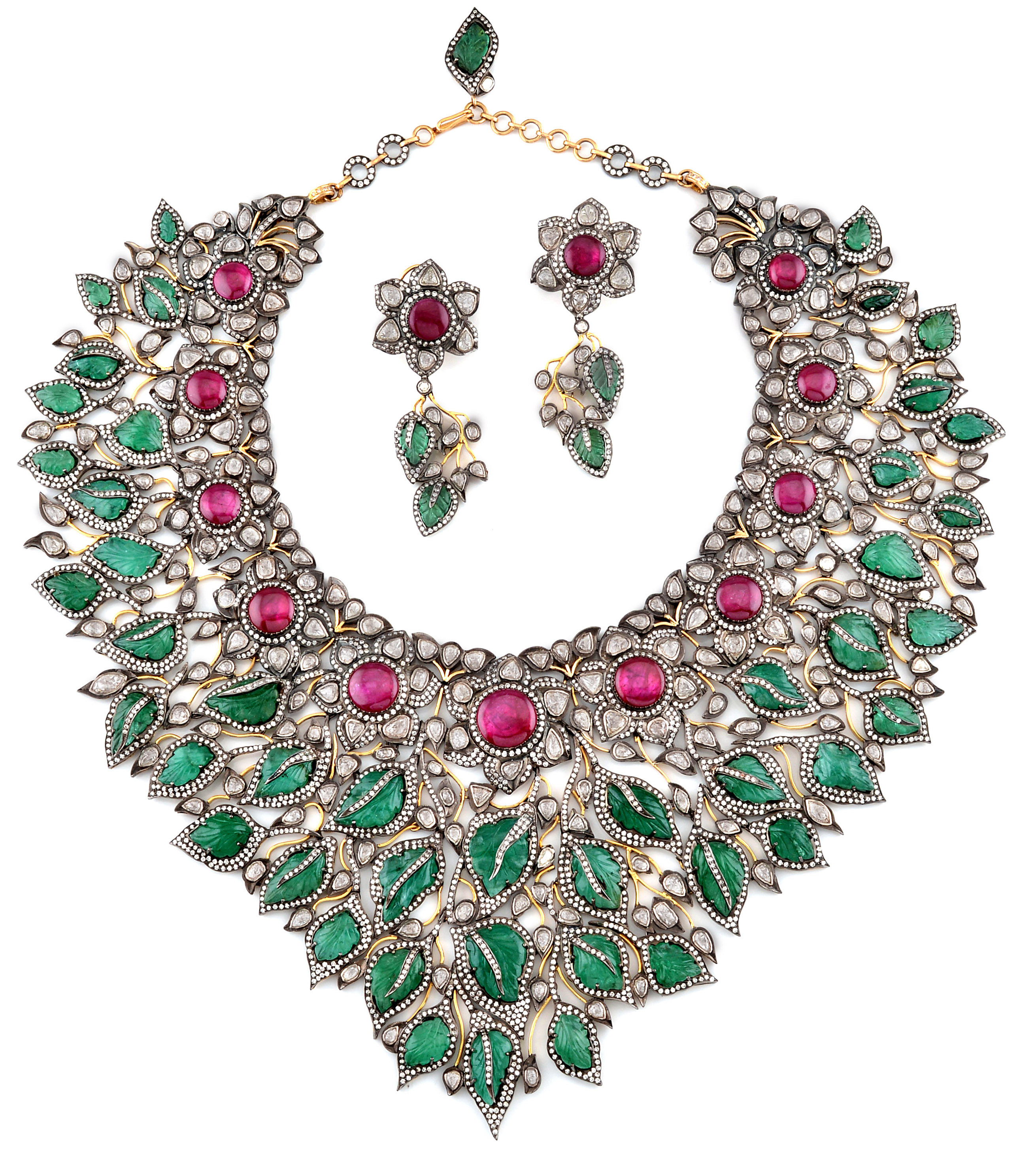Amrapali Sadabahar Evergreen necklace | JCK On Your Market