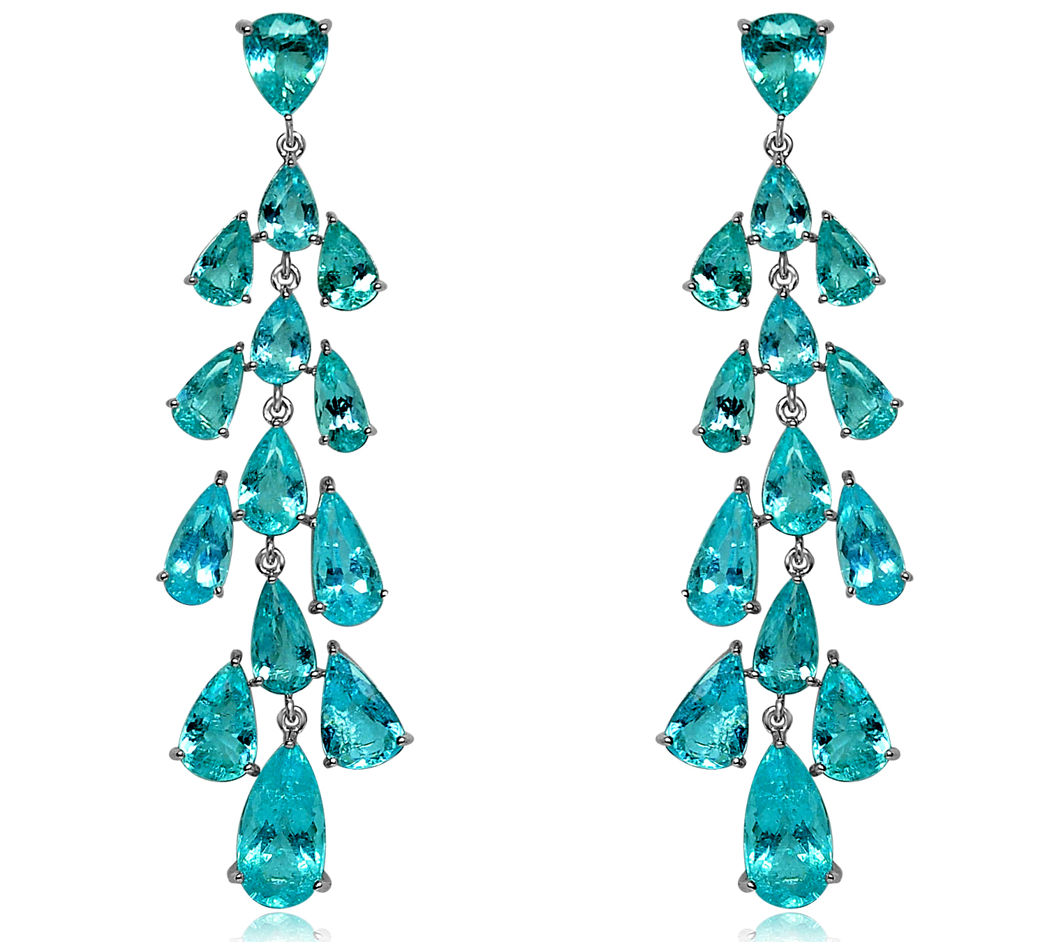Sutra paraiba branch earrings | JCK On Your Market