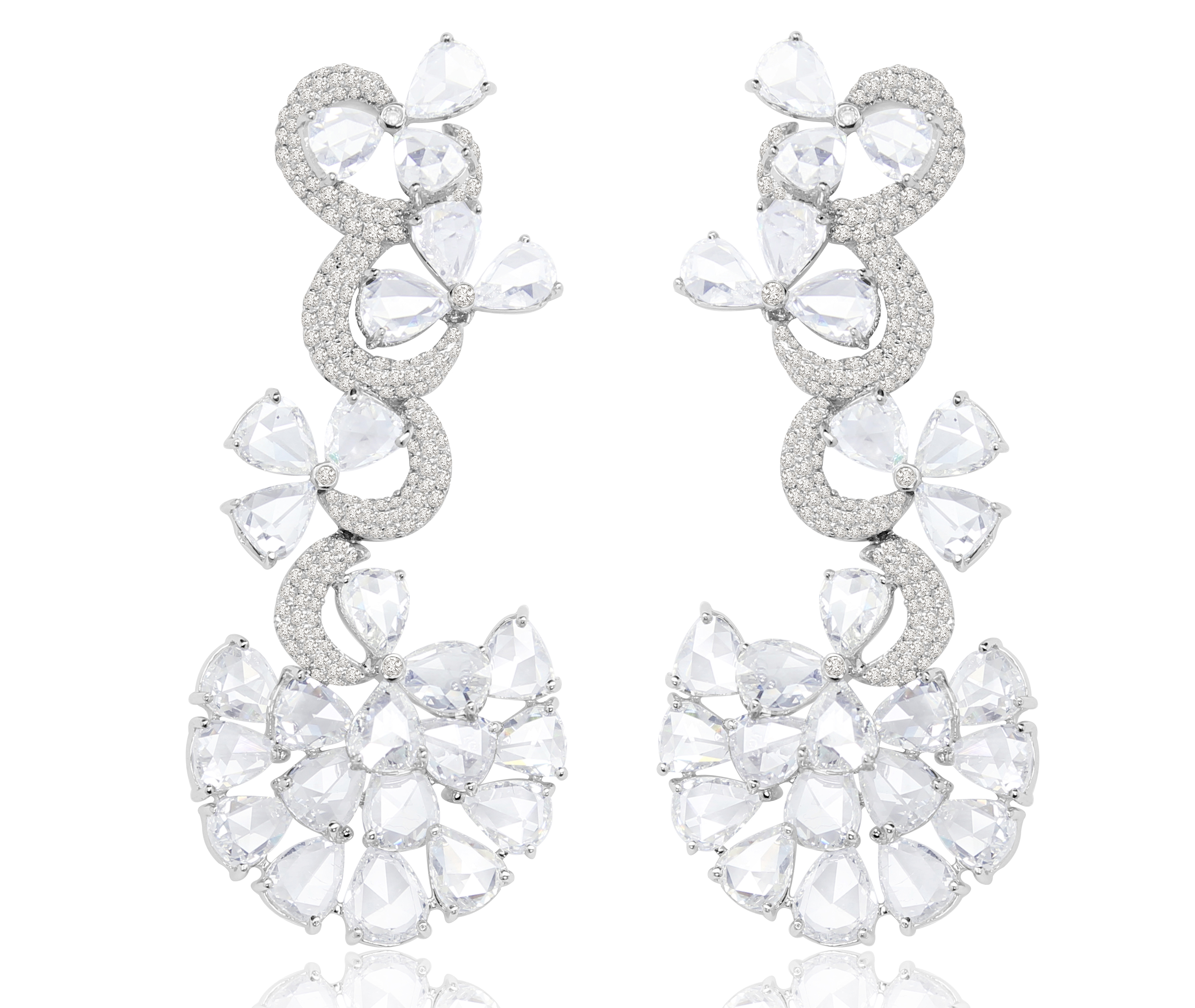 Sutra diamond earrings | JCK On Your Market