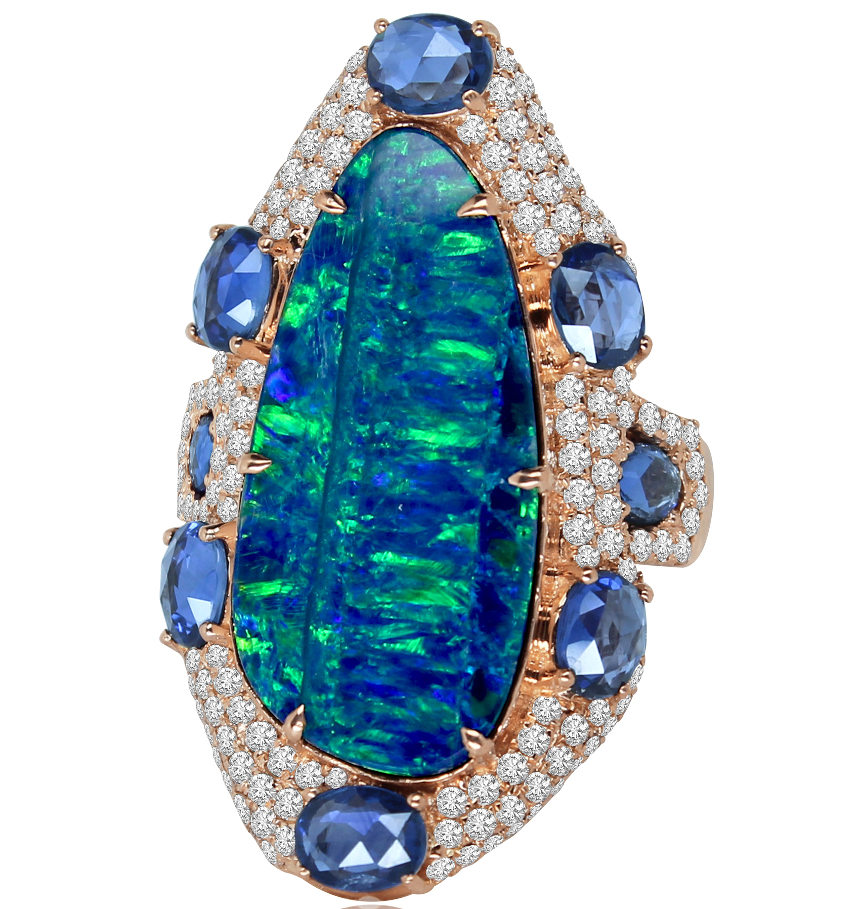 Sutra Australian opal ring | JCK On Your Market