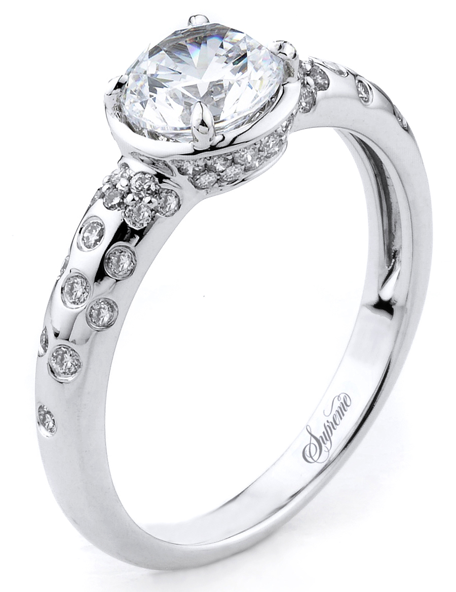 Supreme Jewelry engagement ring | JCK On Your Market