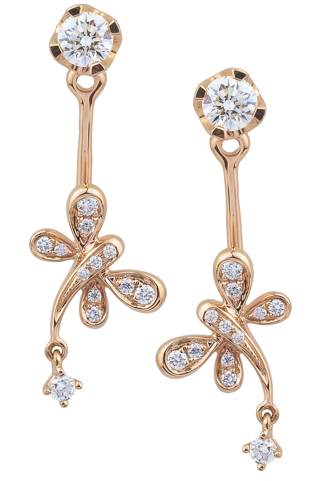 Supreme Jewelry dragonfly earrings | JCK On Your Market
