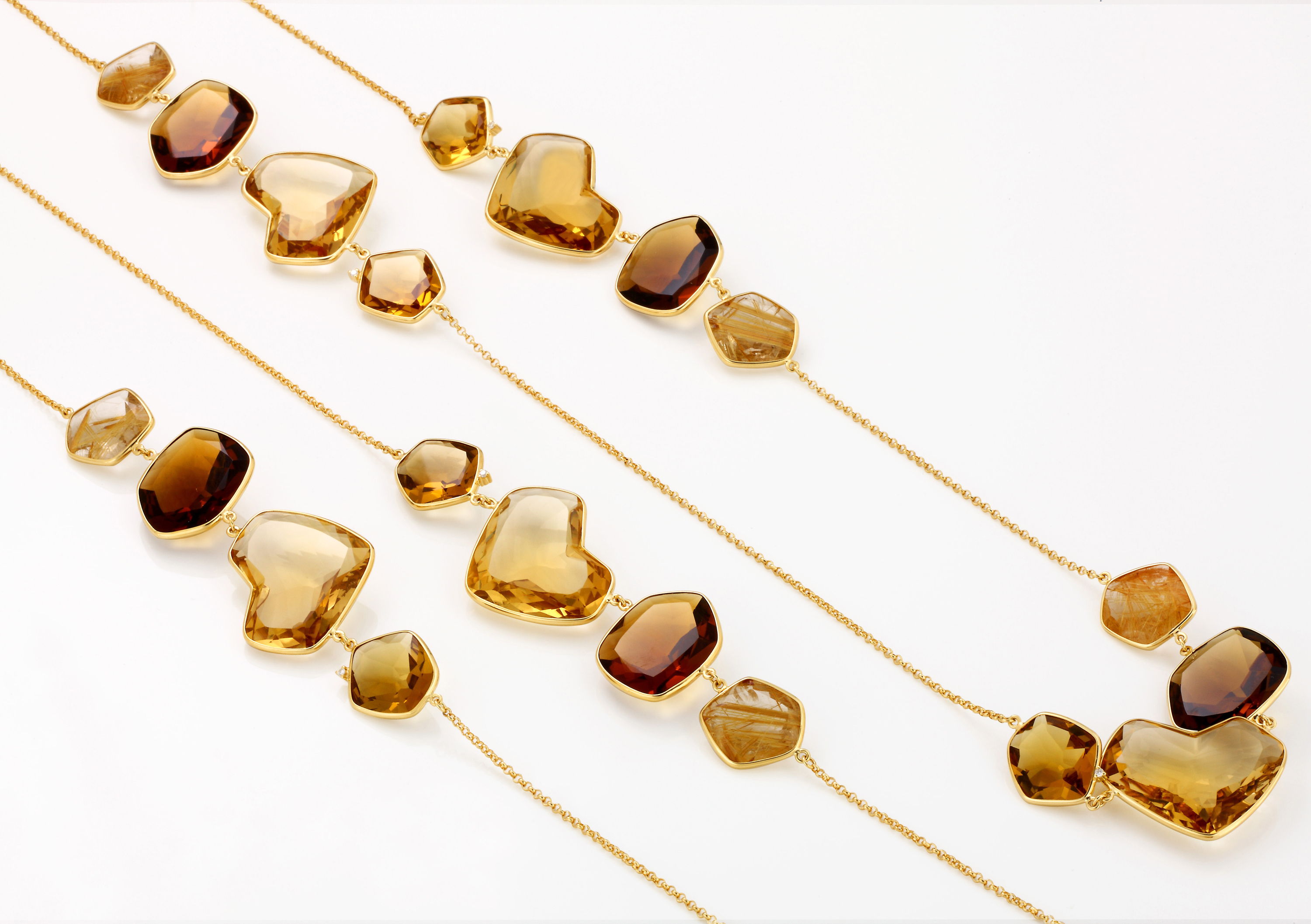 Vianna Brasil Transparenza necklace | JCK On Your Market