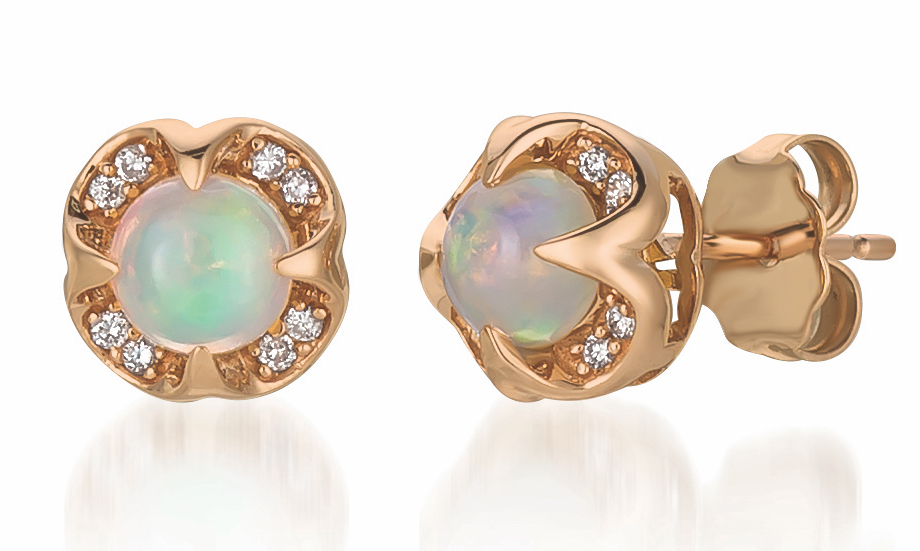 Le Vian opal stud earrings | JCK On Your Market